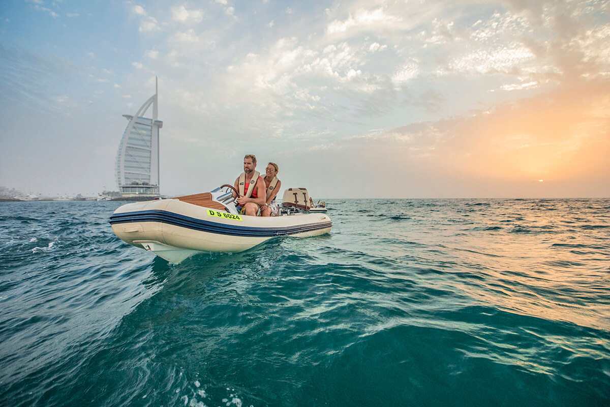 Romantic Adventures in Dubai