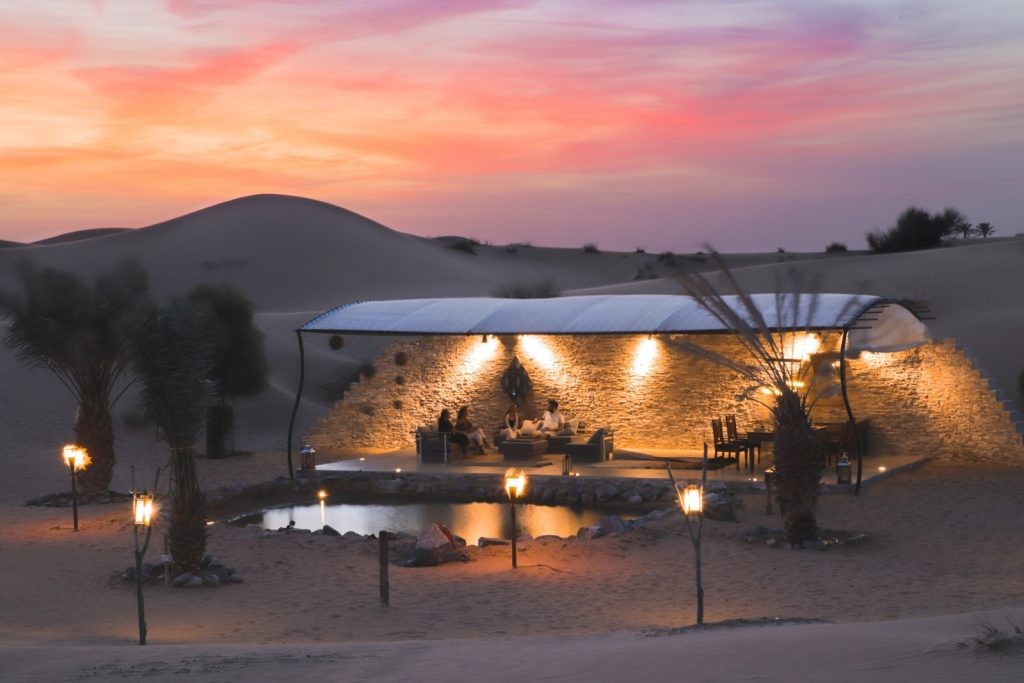 Luxury Desert Experiences Dubai